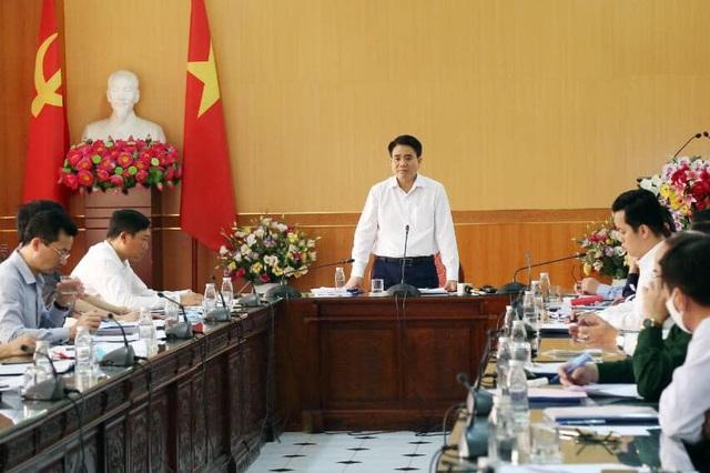 """Chủ tịch Hà Nội giải thích thông tin """"20 ca Covid-19 ngoài cộng đồng""""  - 1"""