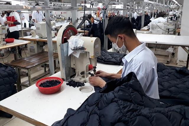 Thái Bình: 45.000 lao động bị ảnh hưởng của dịch Covid-19 - 1