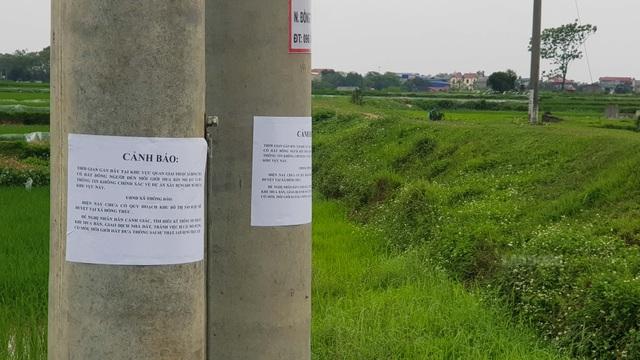 Sốt đất ở Hòa Lạc: Vẫn ùn ùn bất chấp cảnh báo, chính quyền vào cuộc - 3