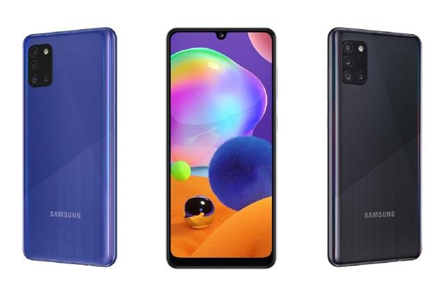 Samsung ra mắt Galaxy A31 với 4 camera, pin lớn, tháng 4 bán tại Việt Nam - 1