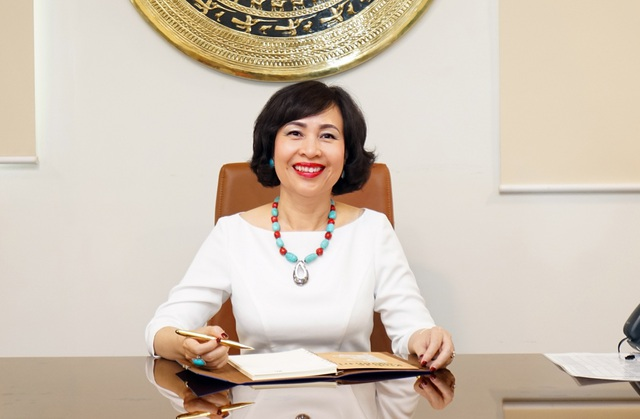 Giáo sư Mai Hồng Quỳ thôi chức Hiệu trưởng trường ĐH Hoa Sen - 1