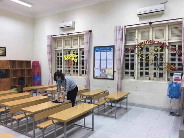 Quảng Bình cho toàn bộ học sinh nghỉ đến hết ngày 12/4 để phòng Covid-19 - 2