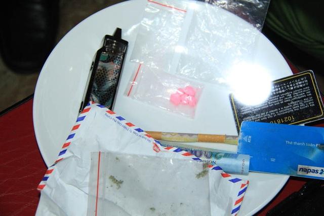 73 đối tượng bay lắc giữa mùa dịch: Đại tiệc ma túy mừng sinh nhật - 11