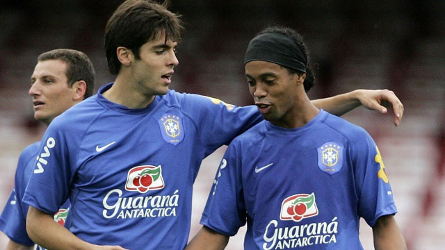 Kaka nói gì sau khi Ronaldinho phải đi tù? - 1