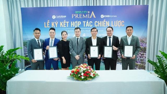 CHG Homes ký hợp tác chiến lược phân phối dự án EcoCity Premia Buôn Ma Thuột - 1