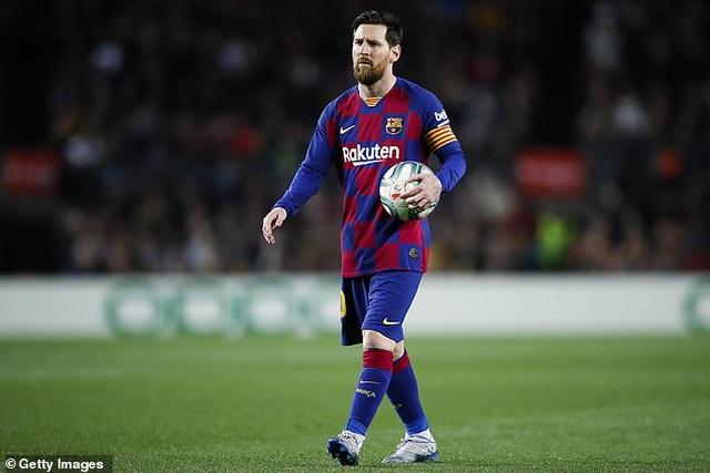 Messi sẽ mất bao nhiêu tiền nếu bị giảm lương vì dịch Covid-19? - 1