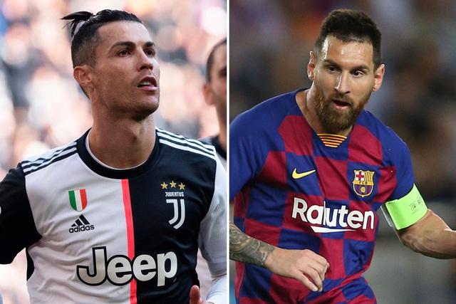 10 cầu thủ kiếm tiền nhiều nhất thế giới: Messi qua mặt Ronaldo - 1