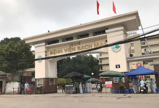 """Chủ tịch Hà Nội giải thích thông tin """"20 ca Covid-19 ngoài cộng đồng""""  - 2"""