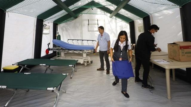 Tâm sự nhói lòng của các bác sĩ Philippines mắc Covid-19 - 3