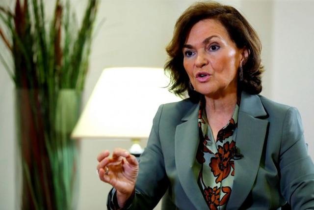 Phó Thủ tướng Tây Ban Nha mắc Covid-19 sau xét nghiệm âm tính - 1