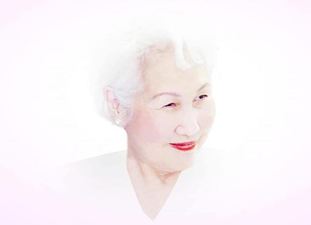 Vì sao danh ca Ý Lan mặc trang phục màu hồng trong đám tang mẹ Thái Thanh? - 4