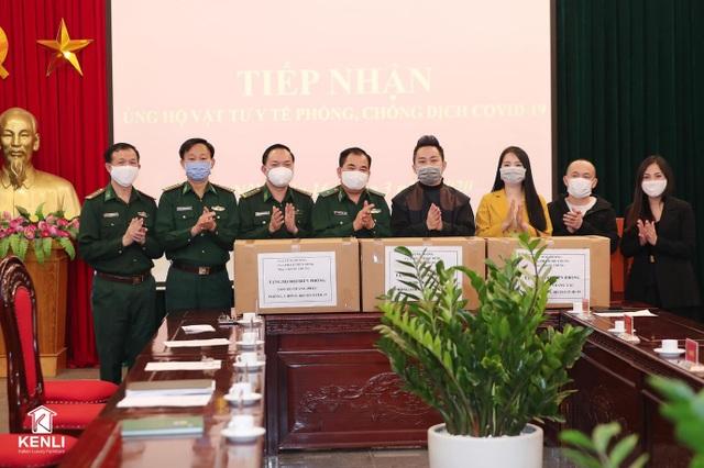 Nội thất Kenli đồng hành cùng ca sĩ Tùng Dương chung tay chống dịch Covid - 19 - 1