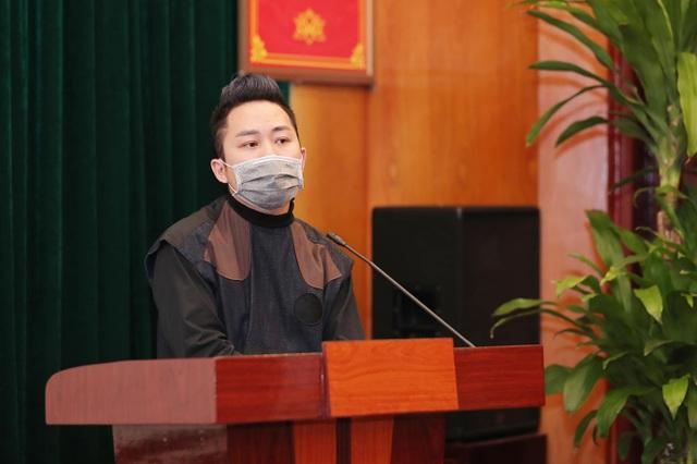 Nội thất Kenli đồng hành cùng ca sĩ Tùng Dương chung tay chống dịch Covid - 19 - 4