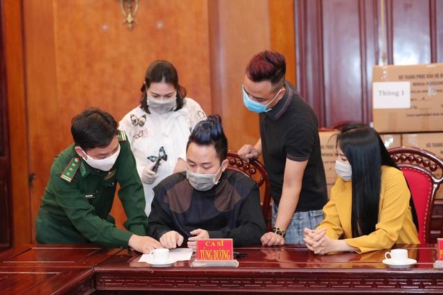 Nội thất Kenli đồng hành cùng ca sĩ Tùng Dương chung tay chống dịch Covid - 19 - 5