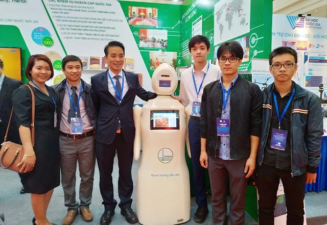ĐH Công nghệ chế tạo robot nhắc đeo khẩu trang chống dịch Covid-19 - 2