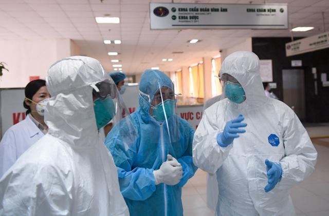 Việt Nam ghi nhận ca mắc Covid-19 thứ 240