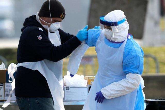 Bệnh viện Mỹ tính dùng máy thở cho động vật điều trị bệnh nhân Covid-19 - 1
