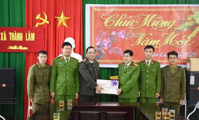 Thanh Hóa hoàn thành điều động hơn 900 cán bộ công an - 2