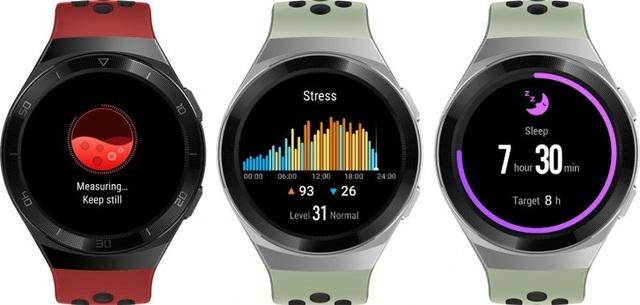 Huawei ra mắt đồng hồ thể thao Watch GT 2e giá 5 triệu đồng - 2