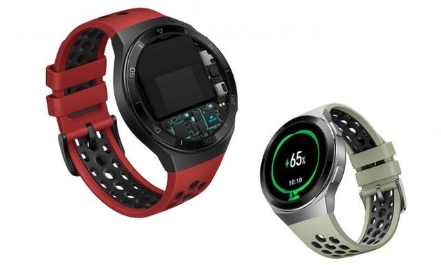 Huawei ra mắt đồng hồ thể thao Watch GT 2e giá 5 triệu đồng - 1