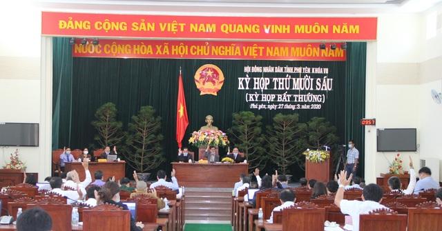 Phú Yên kêu gọi toàn tỉnh chung tay ủng hộ đẩy lùi Covid-19 - 1