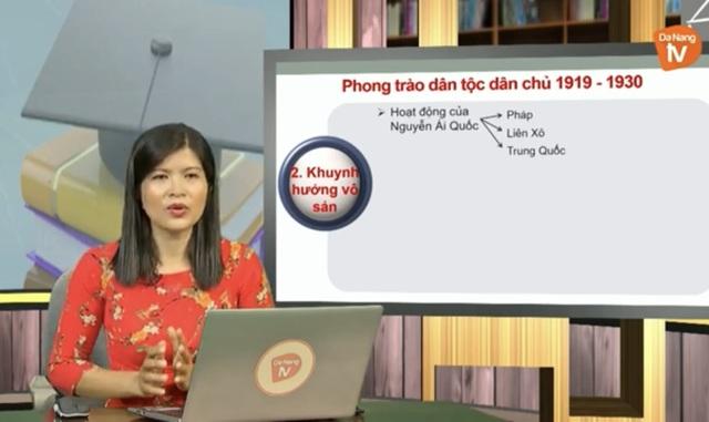 Đà Nẵng:Học sinh lớp 9 ôn tập qua truyền hình từ 30/3 - 1