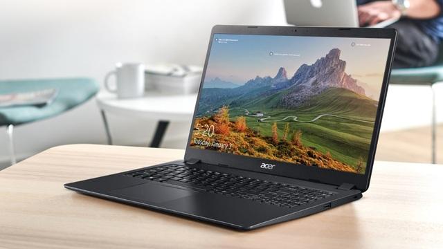Laptop Acer Aspire 3 tích hợp AMD cho sinh viên học online mùa chống dịch - Ảnh minh hoạ 2