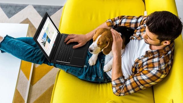 Laptop Acer Aspire 3 tích hợp AMD cho sinh viên học online mùa chống dịch - 4