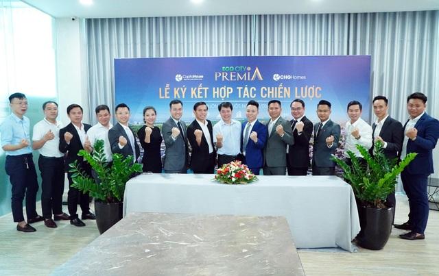 CHG Homes ký hợp tác chiến lược phân phối dự án EcoCity Premia Buôn Ma Thuột - 2