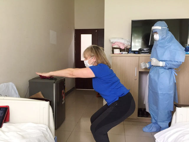 Cho ra viện bệnh nhân gặp Covid-19 thứ 2 tại Thừa Thiên Huế - 5