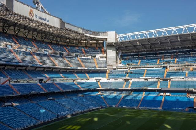 Real Madrid hiến sân Bernabeu để chống dịch Covid-19 - 1