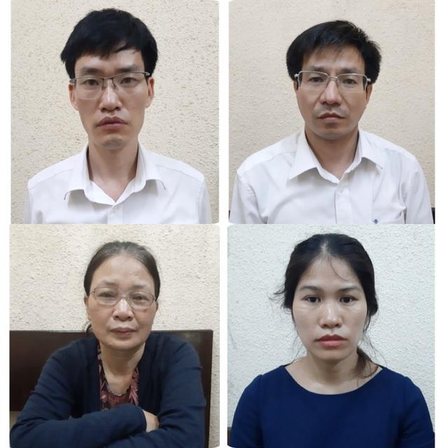 Bắt tạm giam 3 cán bộ Tổng cục Hải Quan trong vụ án buôn lậu  - 1