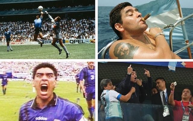 """Maradona: """"Cậu bé vàng"""" và vị """"thánh sống"""" ở vùng đất mafia (Kỳ 2) - 2"""