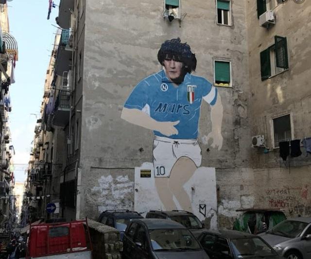 """Maradona: """"Cậu bé vàng"""" và vị """"thánh sống"""" ở vùng đất mafia (Kỳ 2) - 1"""