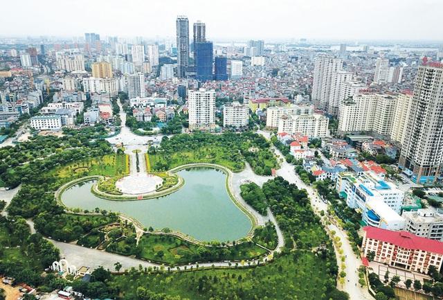 Lập quy hoạch TP Hà Nội thời kỳ 2021 - 2030, tầm nhìn năm 2045 - 1