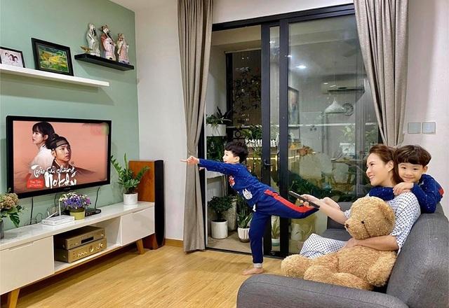 BTV Đan Lê chia sẻ chuyện cảm động khi con ở nhà quá lâu vì dịch Covid-19 - 1