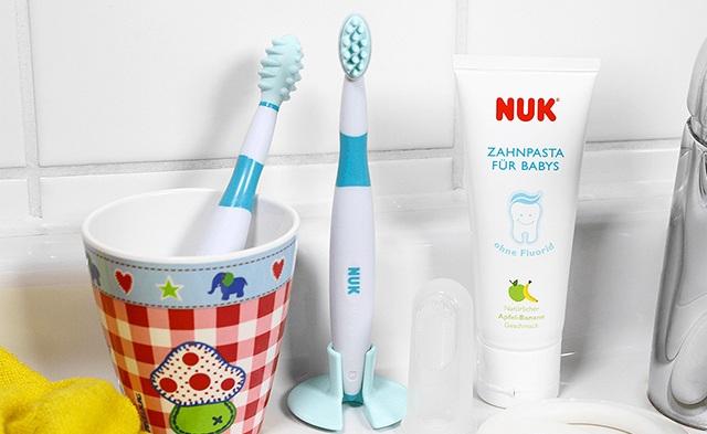 """""""Bật mí"""" bí quyết lựa chọn sản phẩm chăm sóc răng miệng bé từ sơ sinh - 3"""