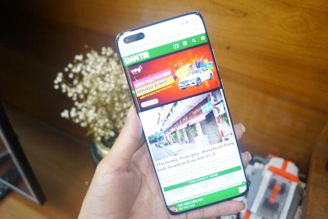 Cận cảnh Huawei P40 Pro tại Việt Nam - 15