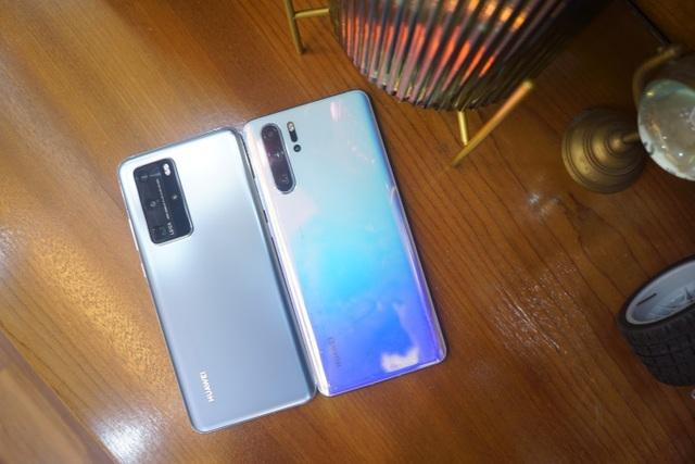Cận cảnh Huawei P40 Pro tại Việt Nam - 9
