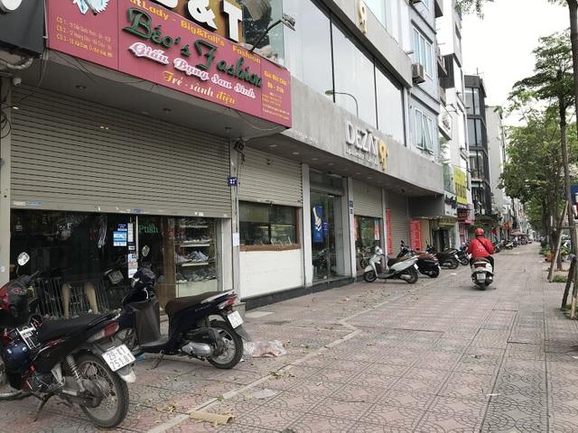 Tránh dịch Covid-19, hàng quán Hà Nội đồng loạt đóng cửa, chỉ nhận ship  - 3