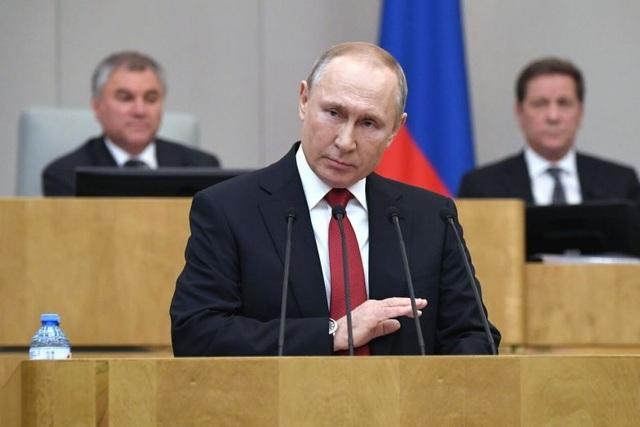 """Ông Putin: Nga có thể """"đánh bại"""" Covid-19 trong 2-3 tháng - 1"""