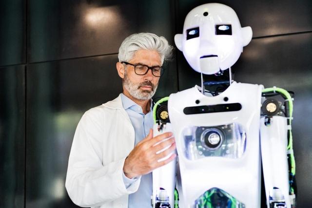 Robot có thể giúp chống lại COVID-19 - 1