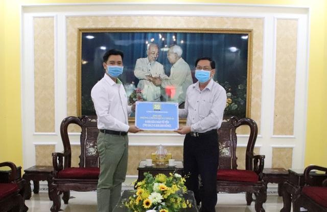 Sài Gòn Food tiếp sức 20.000 gói cháo cho cán bộ y tế tuyến đầu chống dịch covid-19 - 2