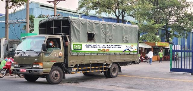 Sài Gòn Food tiếp sức 20.000 gói cháo cho cán bộ y tế tuyến đầu chống dịch covid-19 - 3