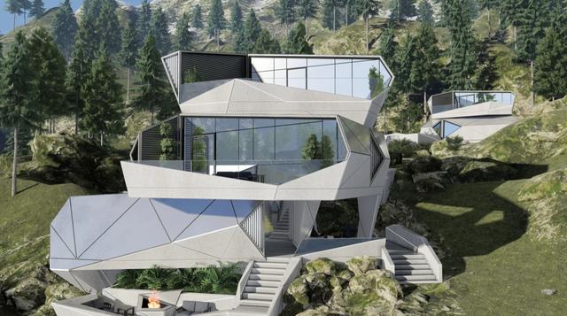 Ngôi nhà có kiến trúc đặc biệt bảo vệ con người khỏi virus corona - 1