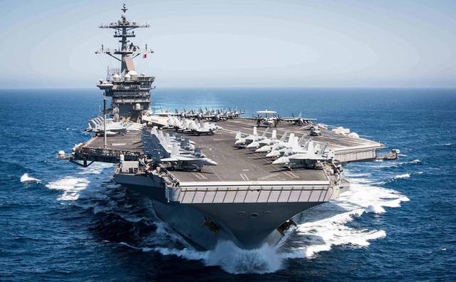 """25 thủy thủ mắc Covid-19, tàu sân bay Mỹ có nguy cơ trở thành """"ổ dịch - 1"""