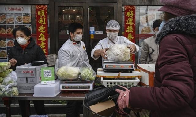 Nhà hàng Trung Quốc gây phẫn nộ khi ăn mừng dịch bùng phát ở Mỹ, Nhật - 2