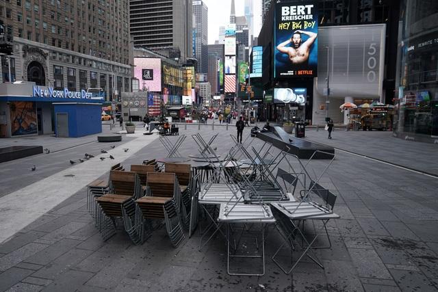 Siêu đô thị New York vật lộn trong đại dịch Covid-19 - 1