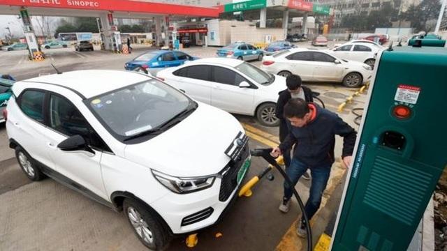 Tương lai mịt mù của các công ty sản xuất xe điện Trung Quốc - 1