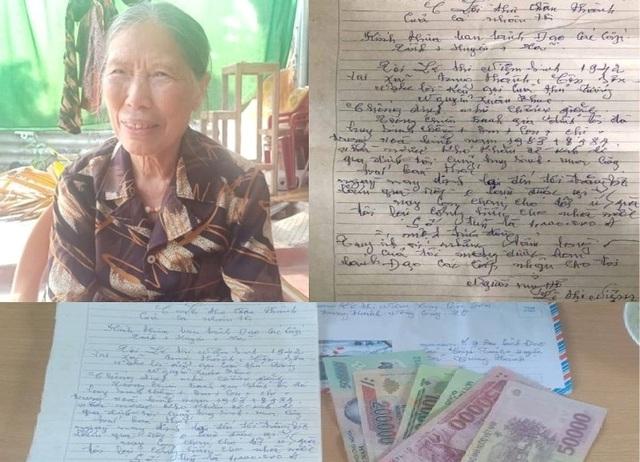 Cụ bà 79 tuổi dùng tiền tiết kiệm ủng hộ phòng chống dịch Covid-19 - 4